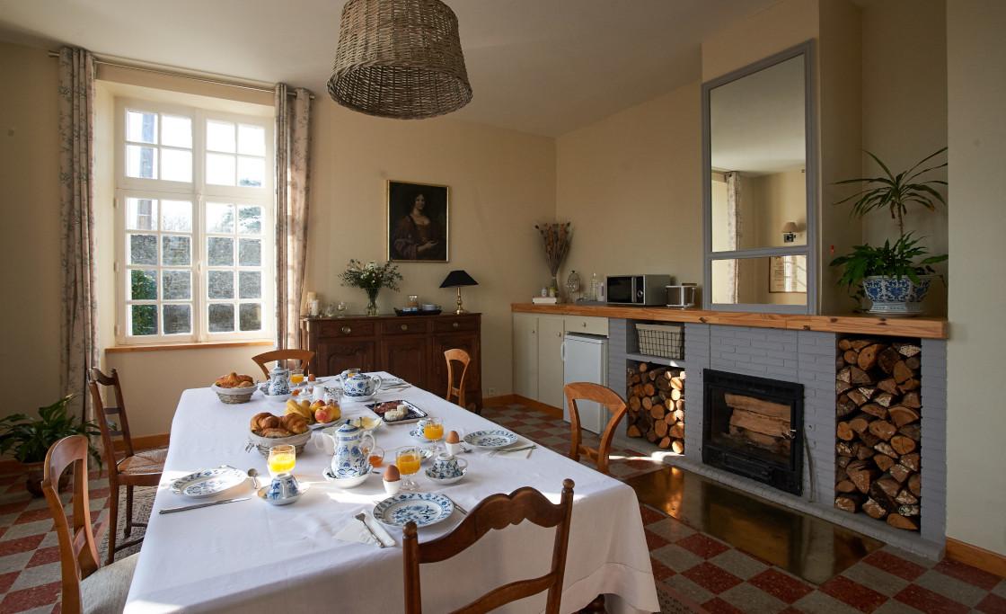 chambre-d-hôtes-gîte-petit-dejeuner